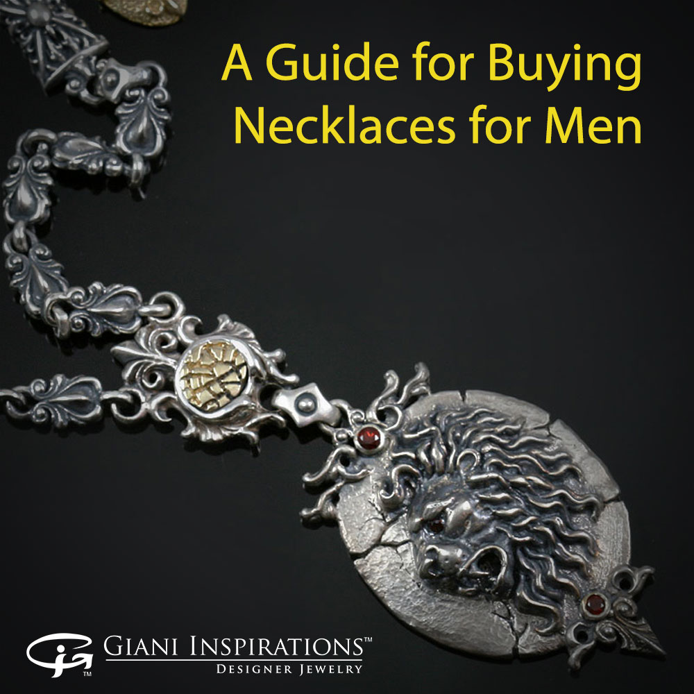 A Guide for Buying Necklaces for Men