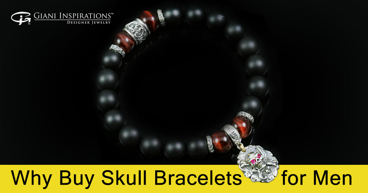 Why Buy Skull Bracelets for Men