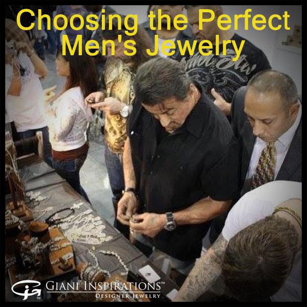 Choosing the Perfect Men's Jewelry