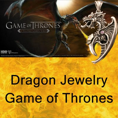 Dragon Jewelry Game of Thrones