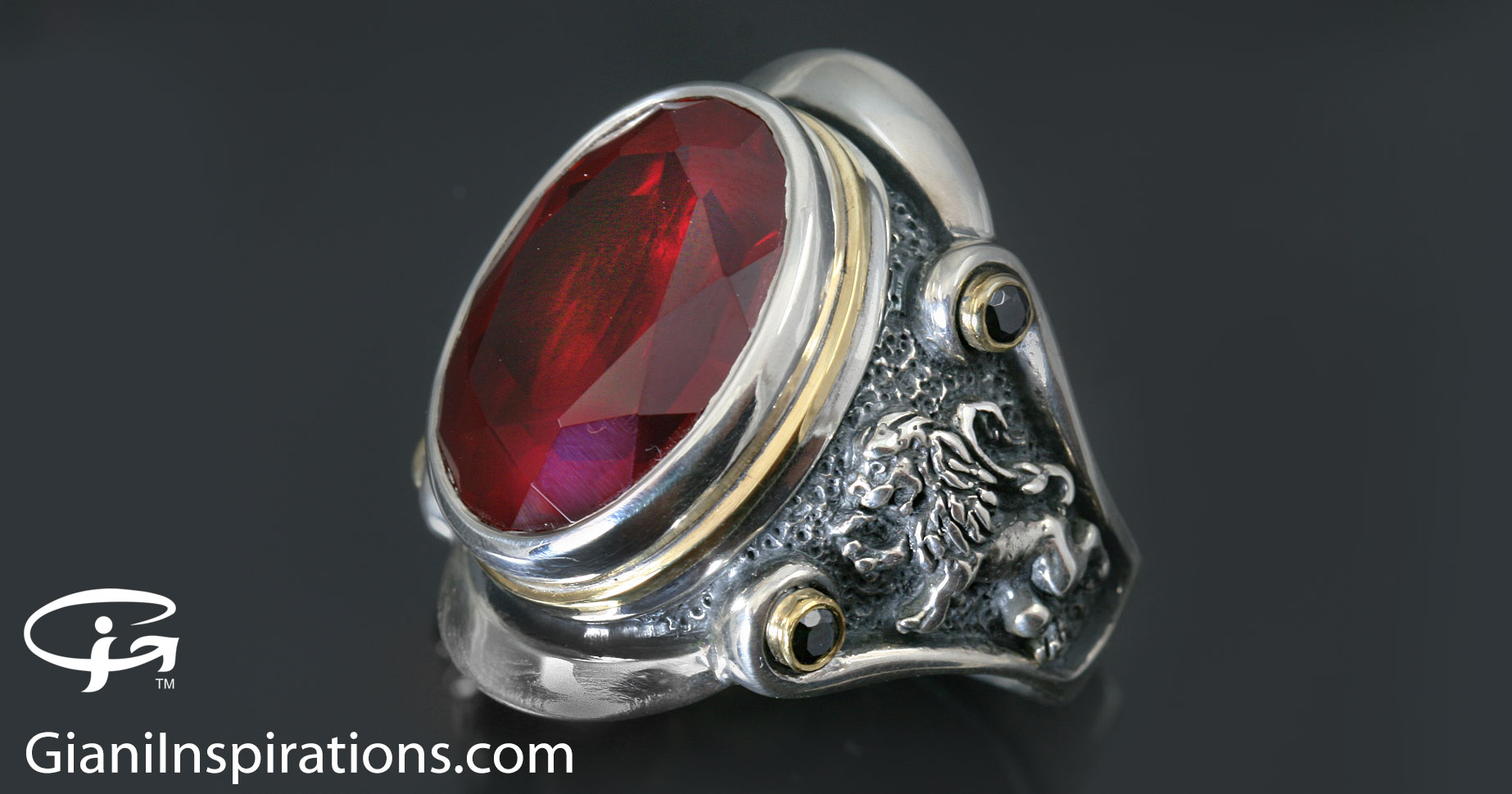 cz sabo synthetic gold rings pink women rose thomas corundum soul glam ring silver image plated