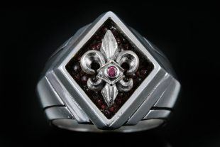 Pius Silver Sterling Silver Ring MR-026S