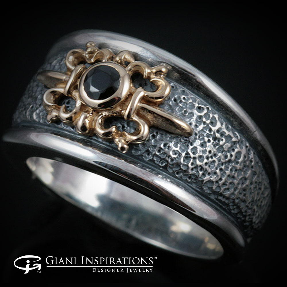 What You Need to Know About Handmade Silver Rings for Men